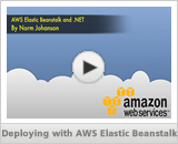 Implementação do AWS Elastic Beanstalk no Microsoft Visual Studio